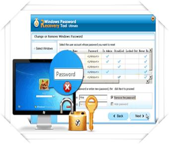 تنزيل برنامج استعادة باسورد الويندوز password recovery tool برابط مباشر