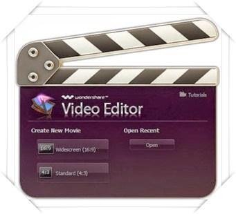 تحميل برنامج wondershare video editor للكمبيوتر برابط مباشر