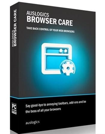 برنامج Auslogics Browser Care