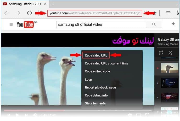 تحميل برنامج free youtube download للكمبيوتر