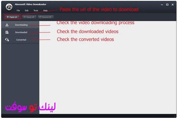 نبذة عن برنامج تحميل الفيديو Aiseesoft Video Downloader