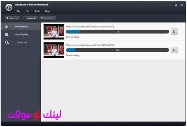 تنزيل Aiseesoft Video Downloader 6.0.90