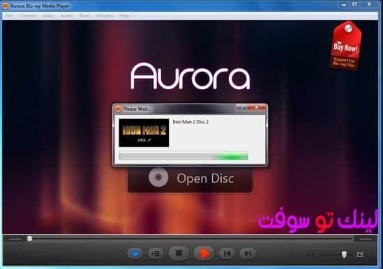 تنزيل Aurora Blu-ray Media Player 2.19.2