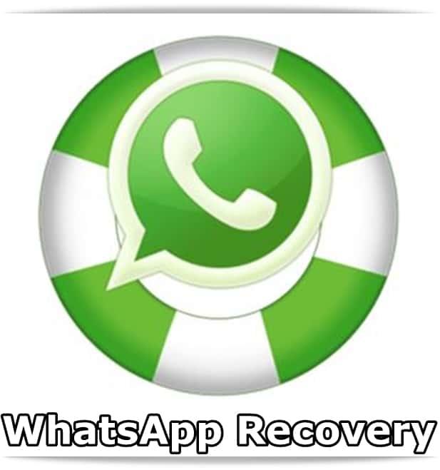 تحميل برنامج WhatsApp Recovery واتساب ريكفري