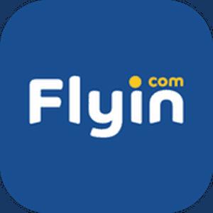 تحميل تطبيق Flyin.com لحجوزات الطيران و الفنادق للموبايل مجانا