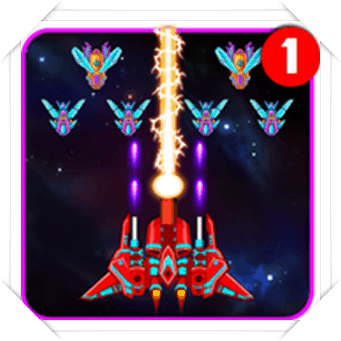 تحميل لعبة Galaxy Attack: Alien Shooter للكمبيوتر والموبايل مجانا