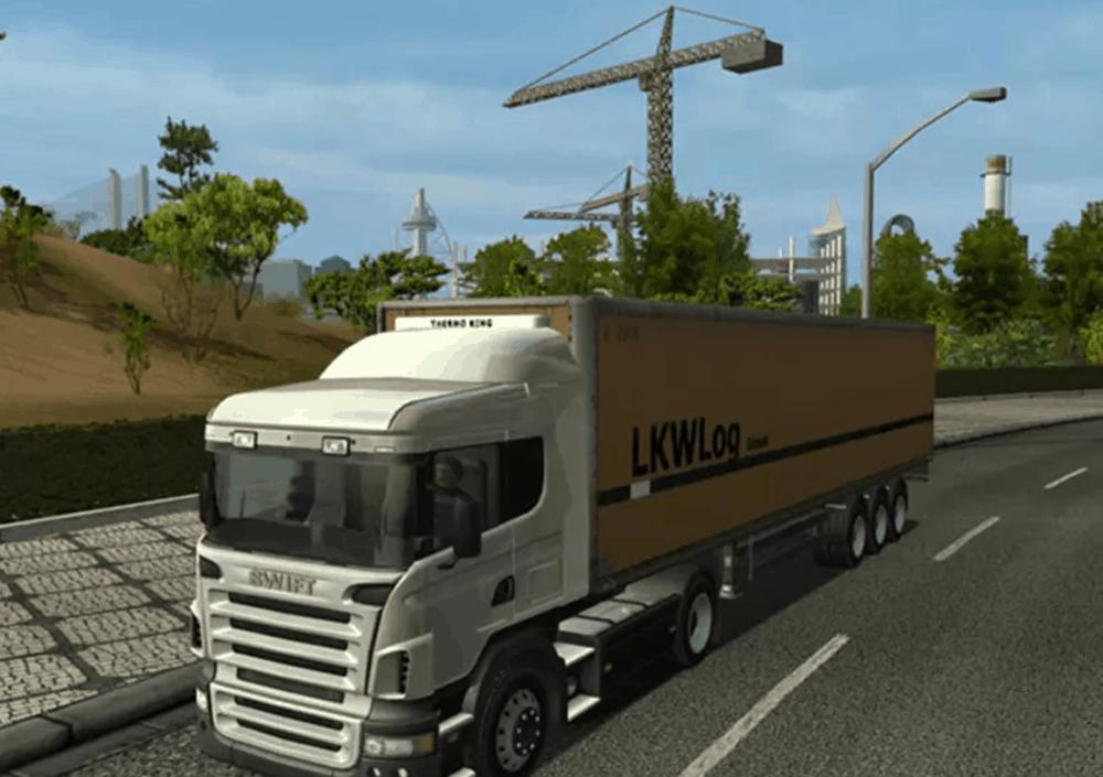 تنزيل لعبة محاكي الشاحنات للكمبيوتر والاندرويد مجانا اخر اصدار