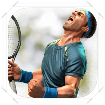 تحميل لعبة Ultimate Tennis تنس apk للاندرويد والايفون مجانا