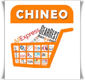 تحميل برنامج Chineo للاندرويد آخر اصدار للتسوق من المواقع الصينية