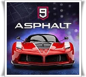تحميل لعبة أسفلت 9 مع تحديث اللعبة برابط مباشر اخر اصدار