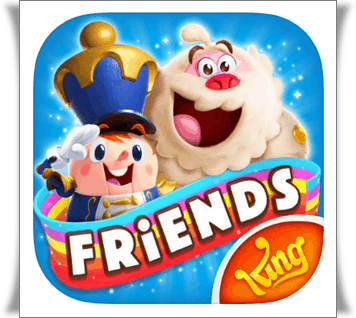 تحميل لعبة Candy Crush Friends Saga مجانا برابط مباشر