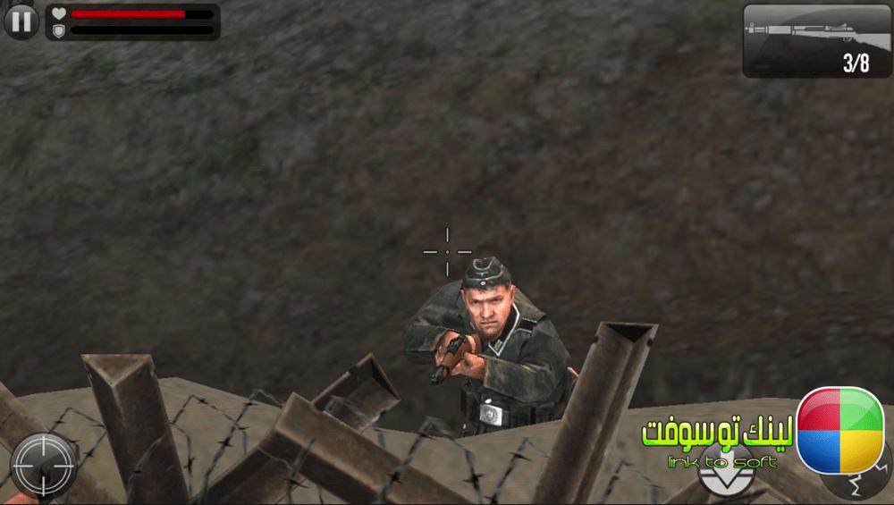 تحميل لعبة Frontline Commando: D-Day اخر اصدار مجانا
