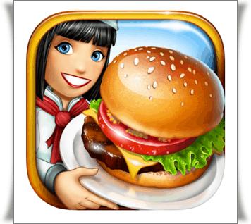لعبة Cooking Fever تحميل برابط مباشر للاندرويد والايفون مجانا