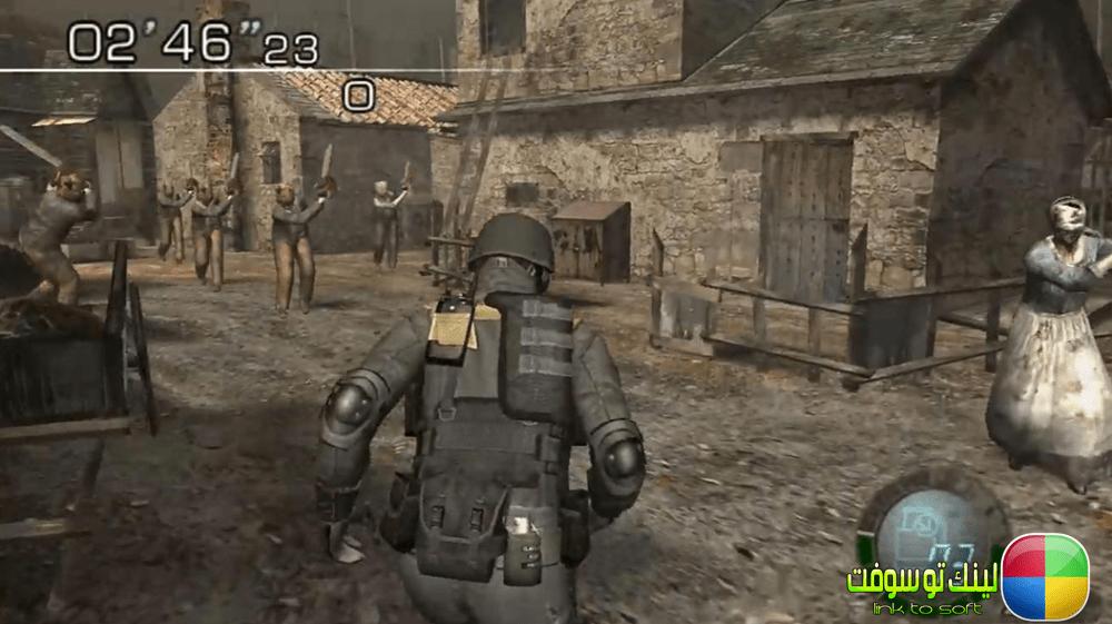 تنزيل لعبة Resident Evil 4 ريزدنت إيفل 4 للكمبيوتر والموبايل اخر اصدار