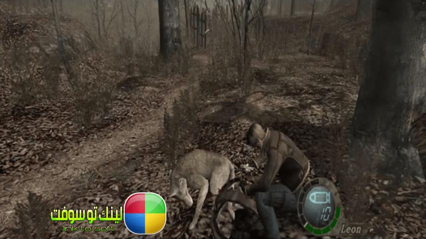 لعبة رزدنت ايفل 4 Resident Evil