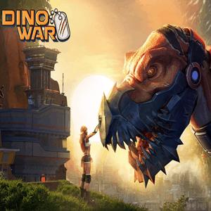DINO WAR حرب الديناصورات