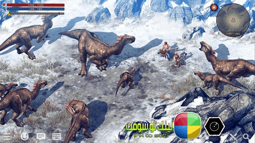 تحميل Durango wild lands لعبة الديناصورات دورانجو مجانا اخر اصدار