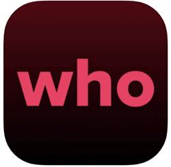 برنامج Who للمحادثة صوت و فيديو