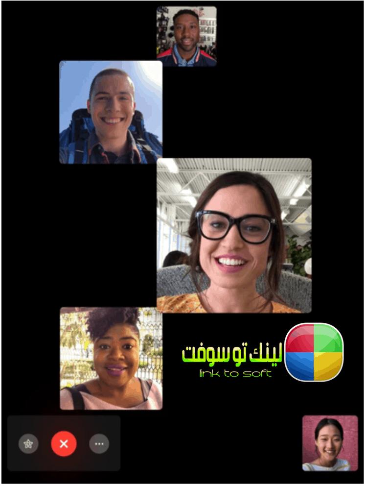 برنامج FaceTime