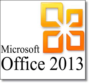 مايكروسوفت اوفيس 2013 office