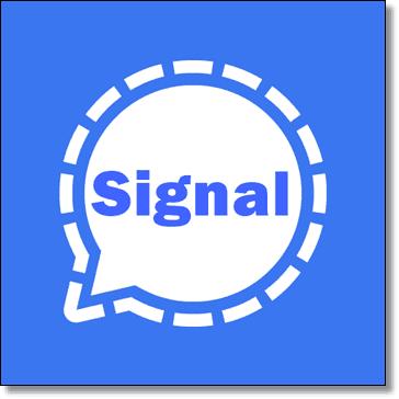 تطبيق Signal سيجنال
