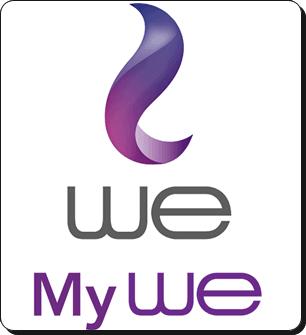 تنزيل تطبيق My We ماي وي لإدارة الإنترنت والخط الأرضي